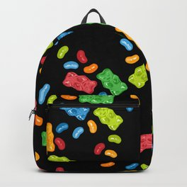 Jelly Beans & Gummy Bears Explosion Backpack