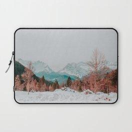 Dolomites, Winter 2017 Laptop Sleeve