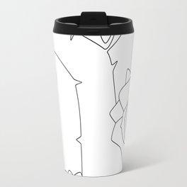 Rose Bush Travel Mug