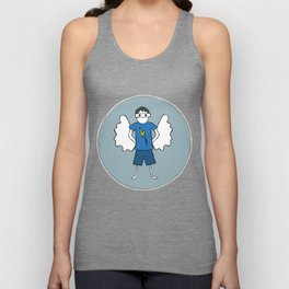 Guardian Angel Stevie Unisex Tank Top