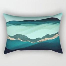 Summer Hills Rectangular Pillow