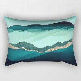 Summer Hills Rectangular Pillow