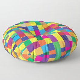 Geometric No. 4 Floor Pillow