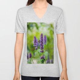 flower nectar Unisex V-Neck