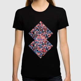 colorful Triangles 1 T-shirt