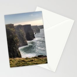 Cliffs of Moher (Ireland) Stationery Cards