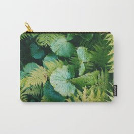 Green fern Carry-All Pouch