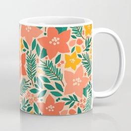 Forest Floral Coffee Mug