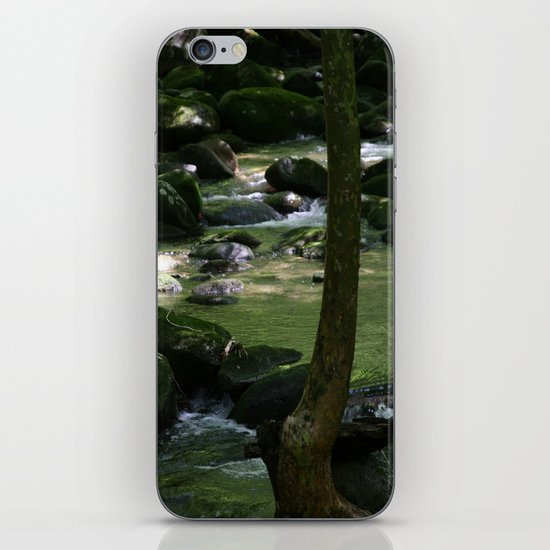 Another World 2 iPhone & iPod Skin