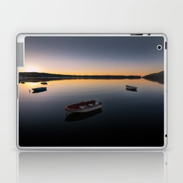 Sunrise over Knysna Lagoon in Western Cape, South Africa Laptop & iPad Skin