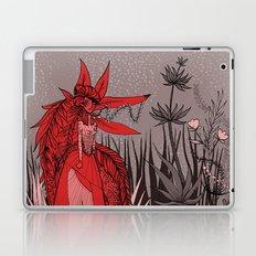 Woman Wolf 2 Laptop & iPad Skin