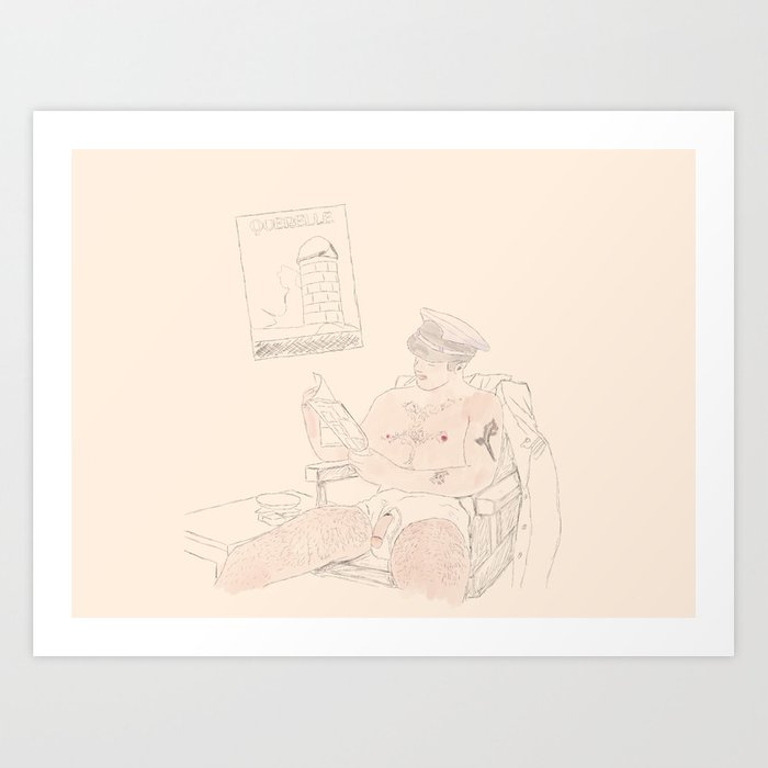 Querelle Kunstdrucke