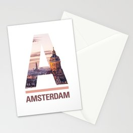 A-msterdam Stationery Cards