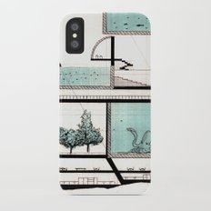 octopus architecture Slim Case iPhone X