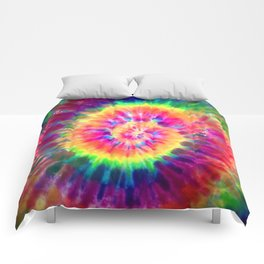 Tie-Dye Comforters