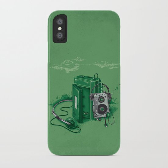 Music Break iPhone Case