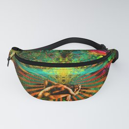 Forest Mind Expansion Fanny Pack