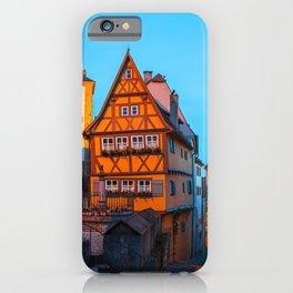 ROTHENBURG 01 iPhone Case