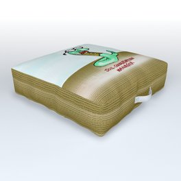 Soil Conservation Manager Outdoor Floor Cushion