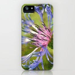 Azure Star iPhone Case