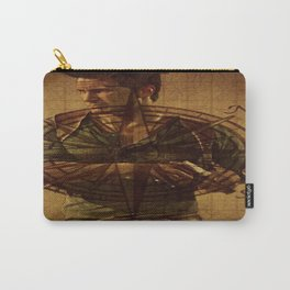 Compass of Uncharted Lands Carry-All Pouch