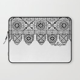 Shakespeare's Lace  Laptop Sleeve