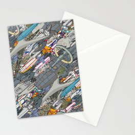 Battlestar Stationery Cards