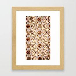 Bonitum Ornament #2 Framed Art Print