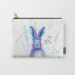 Messy Bunny Carry-All Pouch