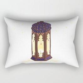 Oriental Lantern Rectangular Pillow