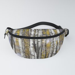 Aspen in the Fall Fanny Pack