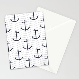 Nautical Stationery Cards