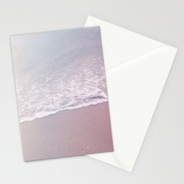 pastel beach #society6 #decor #buyart Stationery Cards