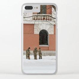 Winterworks Clear iPhone Case