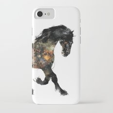 Horse (Distant Galaxy) Slim Case iPhone 7