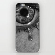 Life is moking me iPhone & iPod Skin
