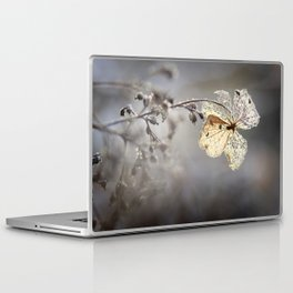 Lace flower Laptop & iPad Skin