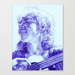 TUnE - yArDs Canvas Print