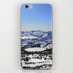 Pyramid Peak iPhone & iPod Skin