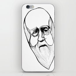 hubert iPhone Skin