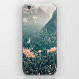 Yosemite Valley - Fall Colors iPhone Skin