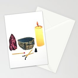 a Spell for Calm Stationery Cards