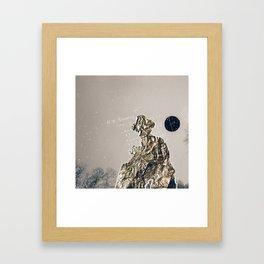 020 Framed Art Print