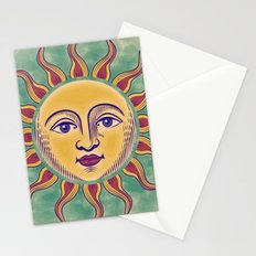 Soleil 2 Stationery Cards