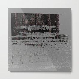 InsideSounds 124 Metal Print
