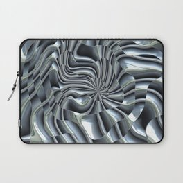 Metal grill design Laptop Sleeve