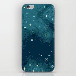 Northern Skies IV iPhone Skin