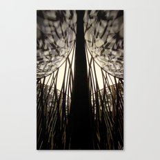 Mixed Shapes and Shadows Canvas Print