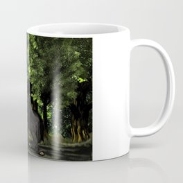 Horse in Forest - Dressage Coffee Mug