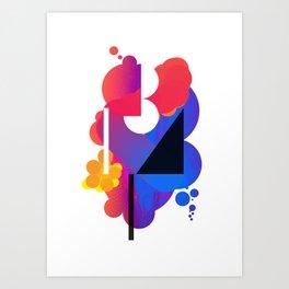 2013 – 14 Art Print